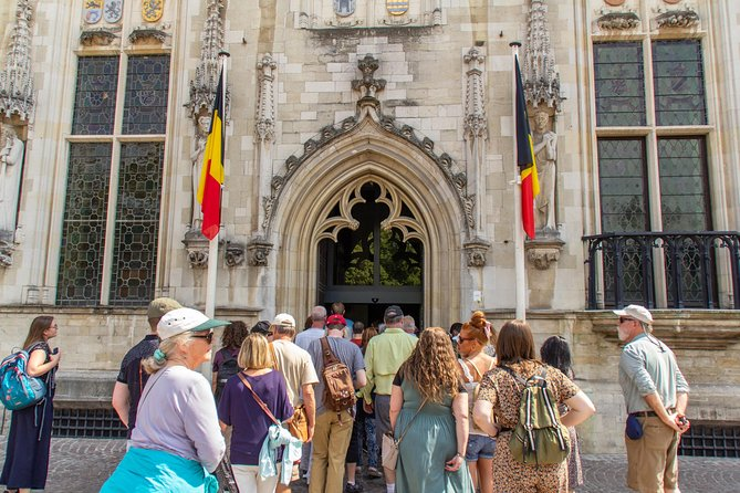 The Best of Bruges - History Through Stories Walking Tour
