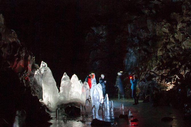 Lava Tube Ice Cave Lofthellir
