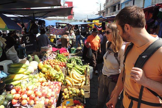 Excursión privada al mercado indígena de Otavalo