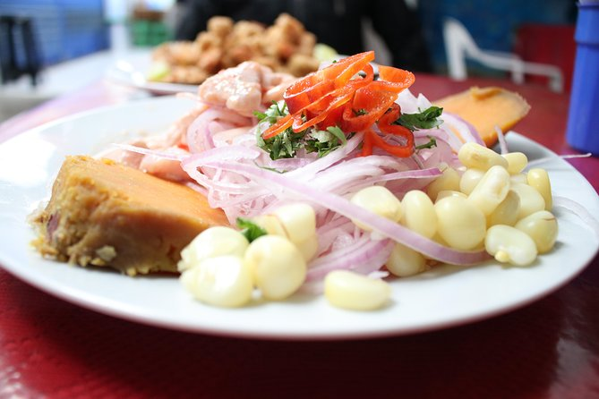 Peruvian Food Tour through Local Markets (Small Group)
