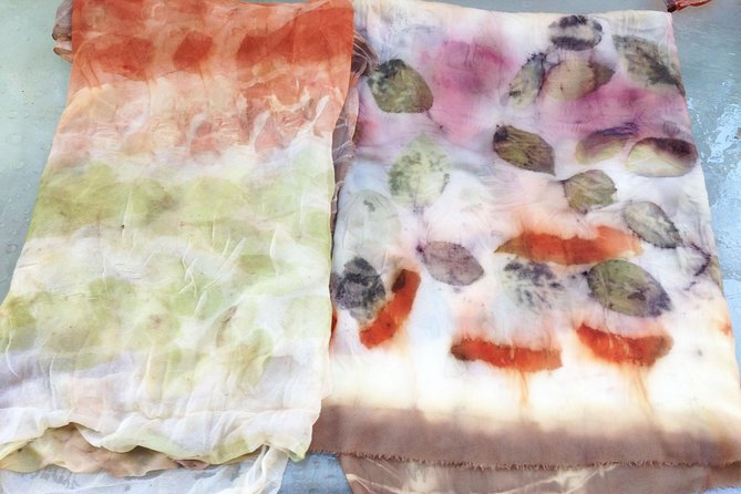 Eco Printing & Natural Dyeing Technique