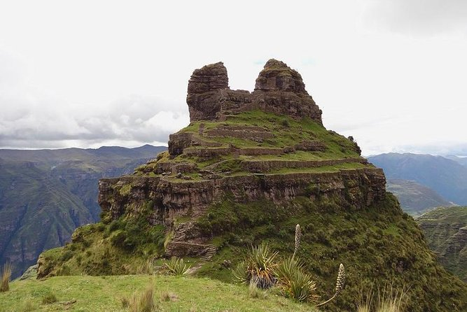 Waqrapukara full day trek from Cusco