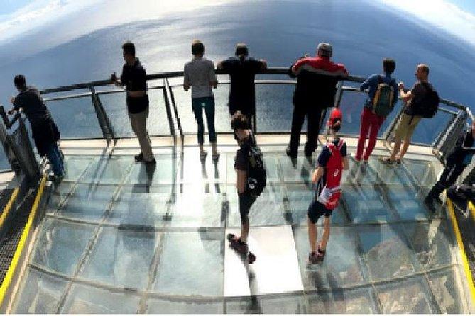 """Skywalk """"Cabo Girão"""" Route"""
