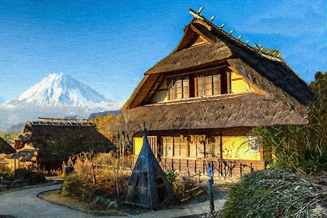 1 Night Stay - Mt Fuji. Traditional Culture & Outdoor Experience Tour
