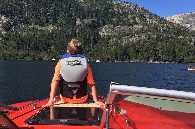 Family Boat Charter - History & Ecology of Lake Tahoe