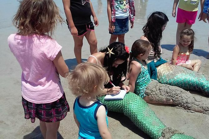 Mermaid Meet & Greet