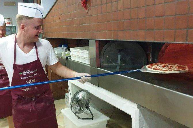 Neapolitan Pizza Lesson