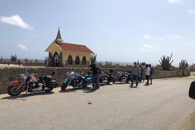 Harley Davidson Island Tours