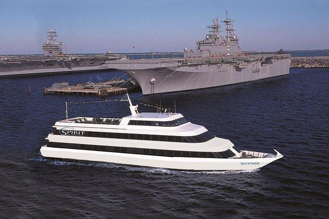 Spirit of Norfolk Lunch Cruise on the Elizabeth River