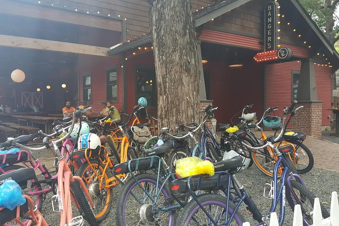 Austin E-Bike Foodie Tour