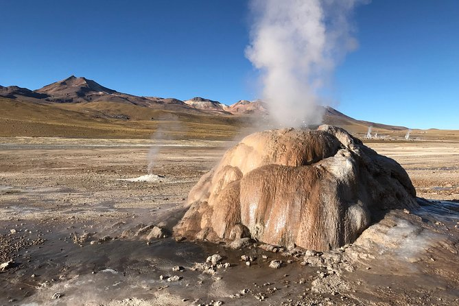 Small-Group Tour to Tatio Geysers Machuca Village & Rio Putana wetlands photo 6