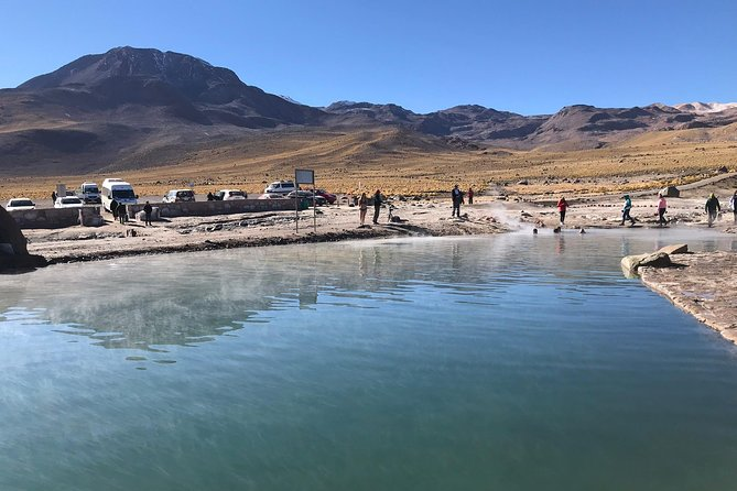 Small-Group Tour to Tatio Geysers Machuca Village & Rio Putana wetlands photo 9