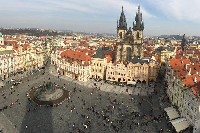 ADD Prague History Day Tour