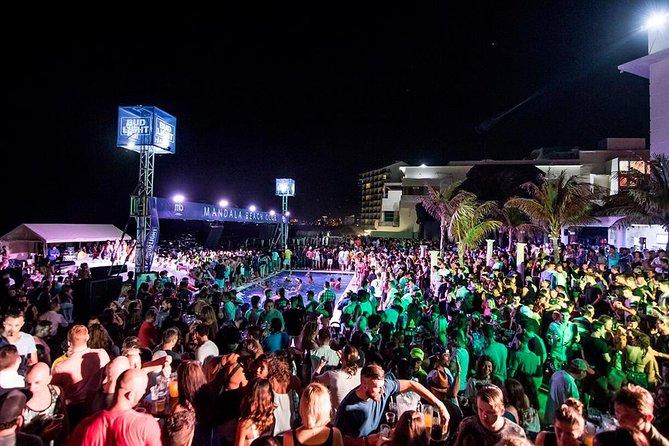Mandala Beach Pool Party - VIP Skip the Line Open Bar