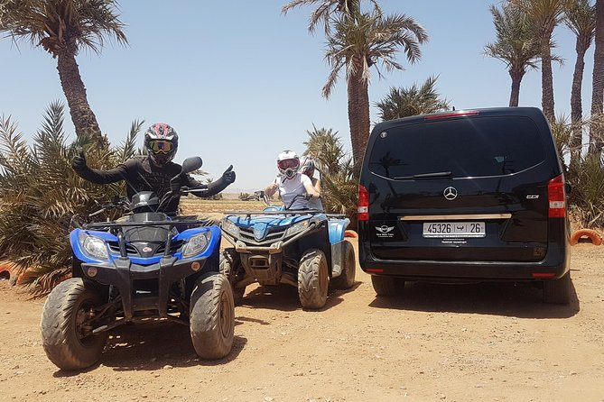 Quad + Camel Ride