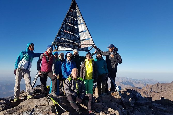 2 Days Trekking Mountains Toubkal High Atlas