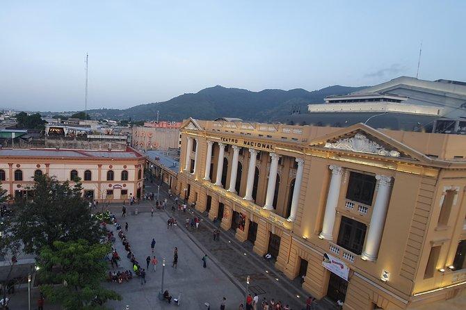 Layover Tour The Best Tour Guides , San Salvador City and Volcano no exit fees