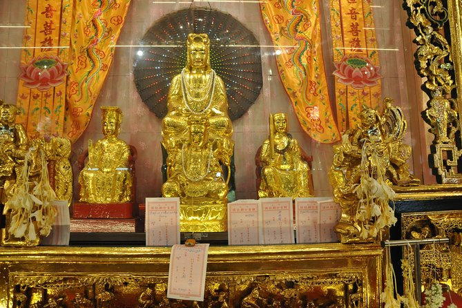 Yangon Diversity Full Day Tour with aircon car (Join-in)