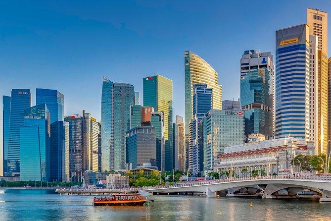 Singapore Skyline Photo Walk