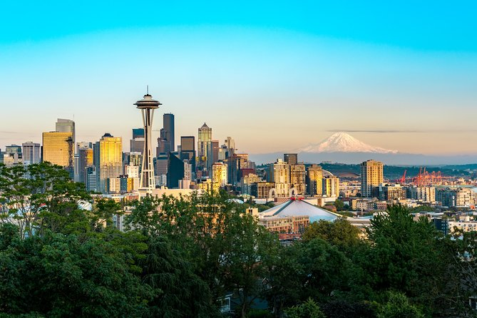 Scenic Seattle Panoramic Tour