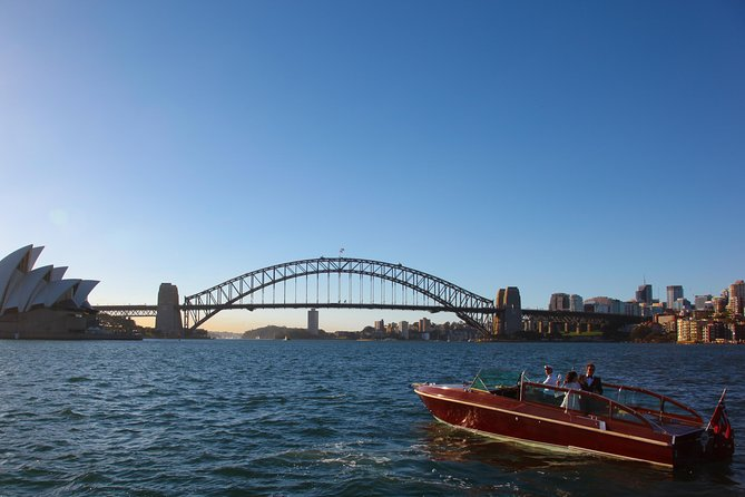 Unique Private Sunset Cruise on Sydney Harbour | Two Hours | Up to Six People