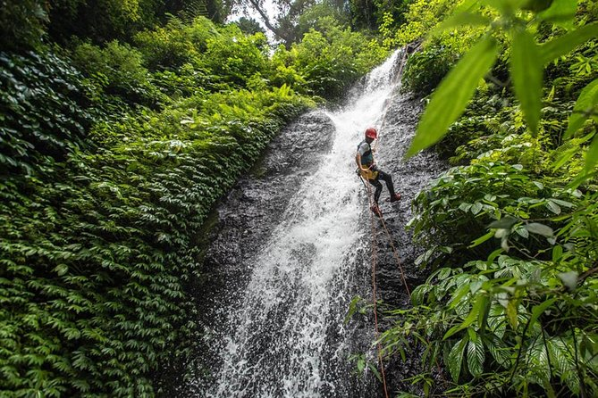 An Unforgettable Canyoning Adventure in Tamata Bali Waterfall