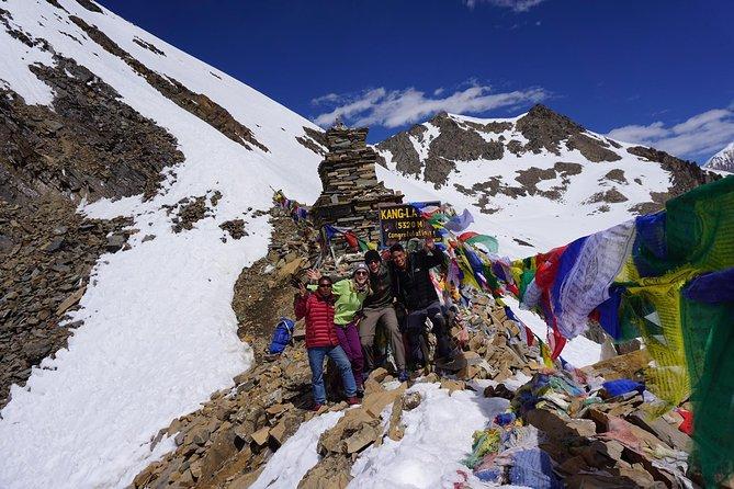 Nar Phu Valley Trek via Annapurna Circuit