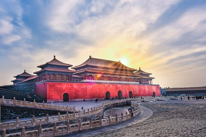 2-Day Private Imperial Beijing Trip from Shanghai by Fast Train