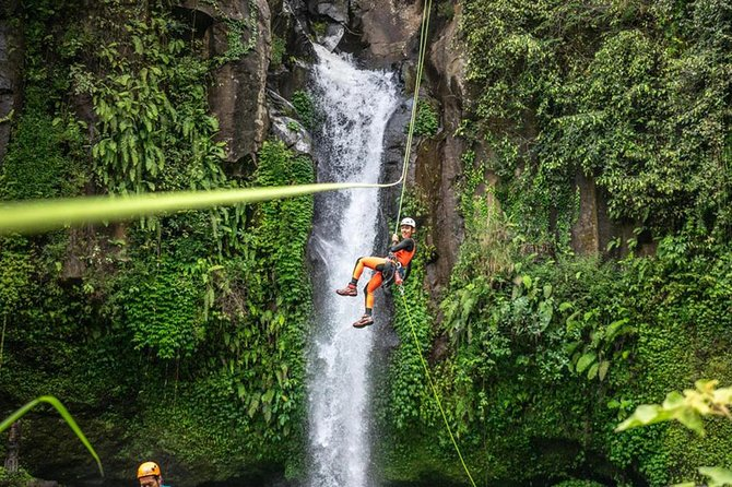 Exciting Canyoning in Bali: Maya Dewa Canyon