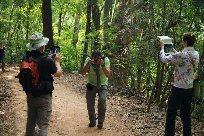 Birdwatching Trek in Kandy Udawatta Kele Forest Reserve