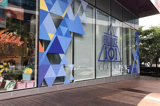 Produce 101 Private Tour: Training Center, Mnet Studio, and K212 Cafe