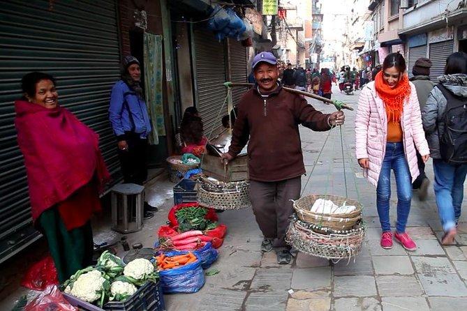 Tour Old Kathmandu with a local