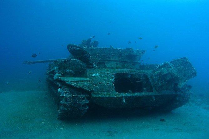 Jordan Underwater Adventure
