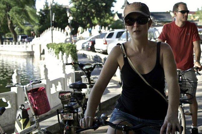 Private biking tour in Beijing Hutong handmade dumpling lunch and Forbidden city