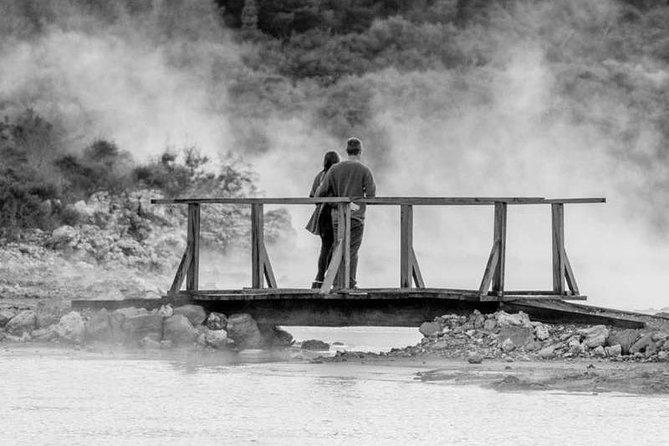 Hells Gate Geothermal Walk + Comvita + Rainbow Springs - Day Tour - Ex Auckland