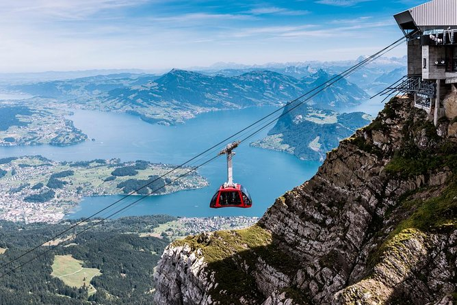 Silver Round Trip to Mt Pilatus from Lucerne Self-Guided Tour photo 6