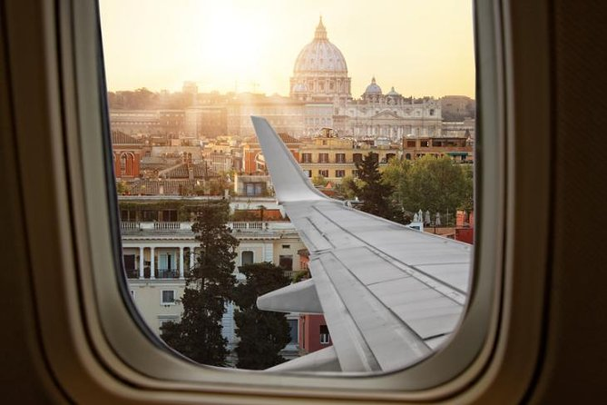 Airport to Rome Private Transfer