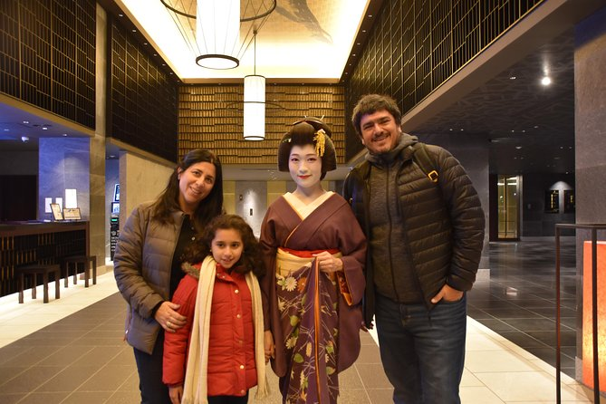 Mesmerizing Dinner with Maiko & Geisha photo 9
