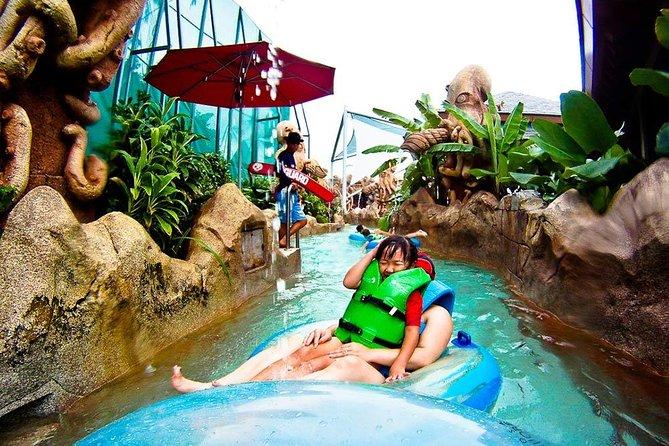 Singapore Adventure Cove Waterpark (Shared transfer)