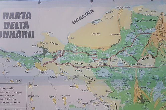 2 Days Along The Black Sea To The Danube Delta