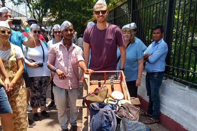 Guided Day Trip with the Dabbawalas - the World's Best Food Delivery System!