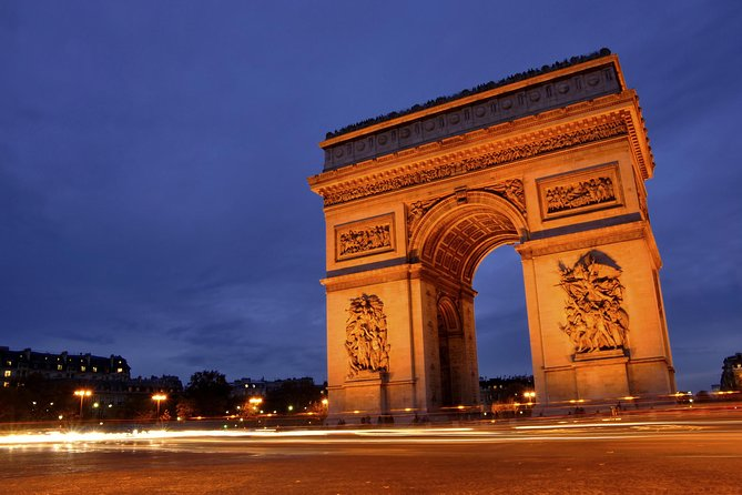 Evening Cruise and City Tour with Summit Priority Eiffel Tower Access