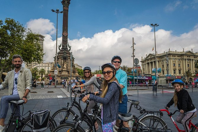 Private e-Bike Tour | Barcelona Highlights
