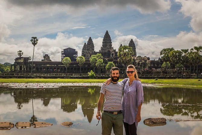 Private Angkor Wat 1 day tour with car and tour guide