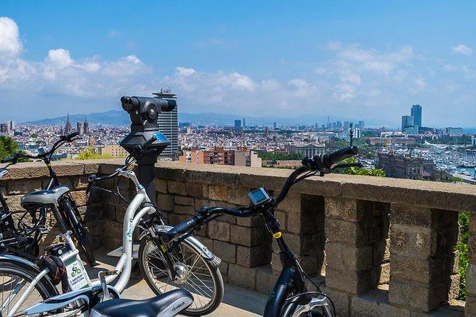 Barcelona E-bike Tour | Panoramics
