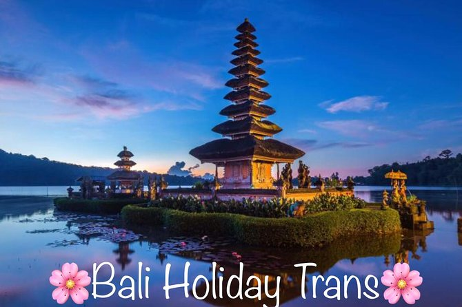 Bali Airport Transfer and Day tour