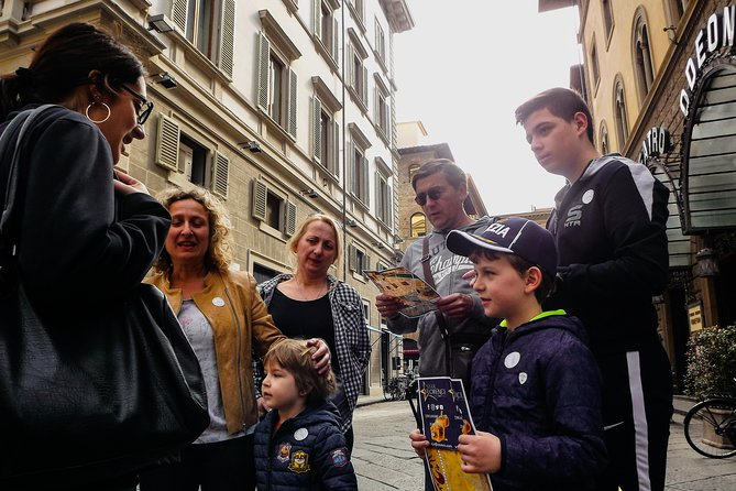 Treasure Hunt Walking Tour in Florence