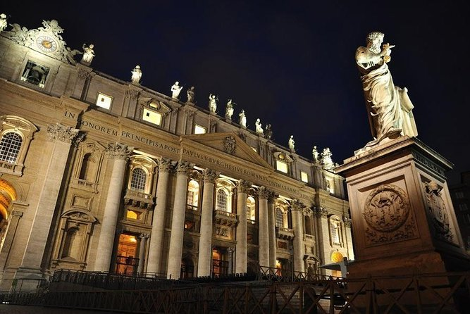 Experience at the Vatican