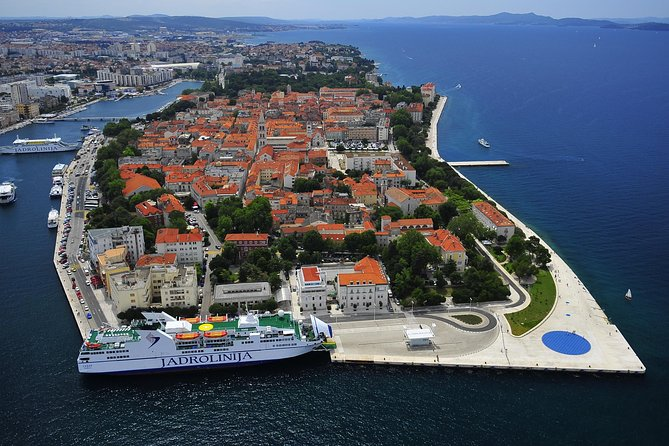 Transfer from Zagreb to Zadar with Plitvice Lakes Trip