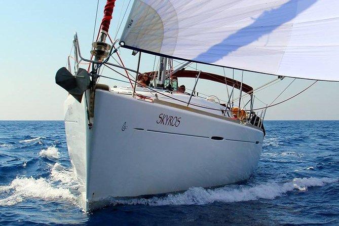 Corfu: Private Sailing Experience